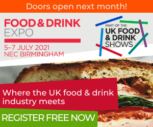 Food & Drink Expo 1st June